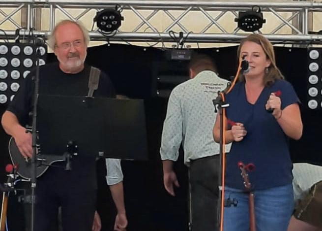 mUKE beim Freyunger Bürgerfest 2019